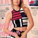 Grazia Cover Januar 2017