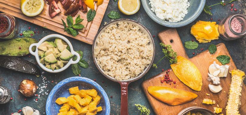 Die Superfoods Liste als Übersicht zu Wirkung und Verwendung von Superfoods