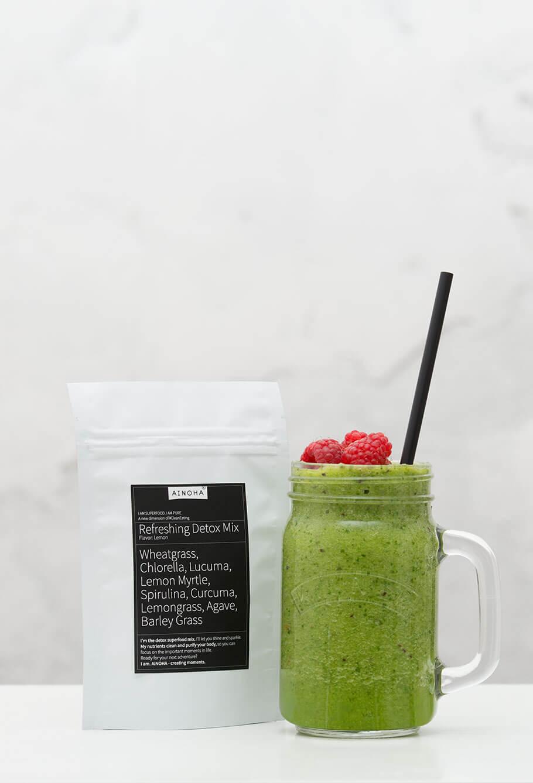 AINOHA Superfood Refreshing Detox Mix