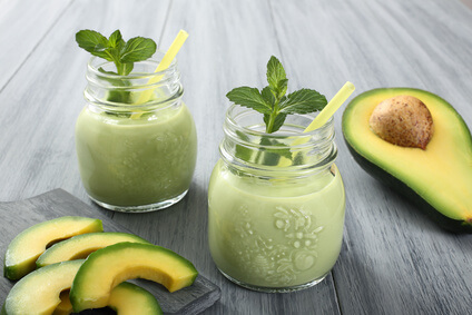 Avocado Superfood delivers essential fat acids.