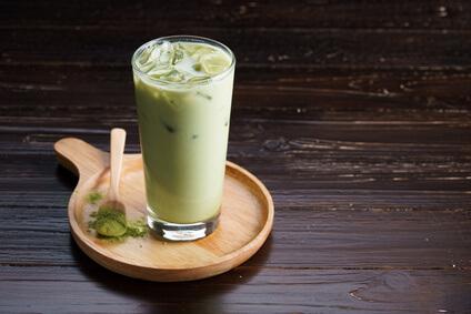 Freshh green Matcha Latte Superfood Mix