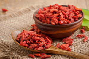 Goji Beeren-Was ist Superfood-Beeren